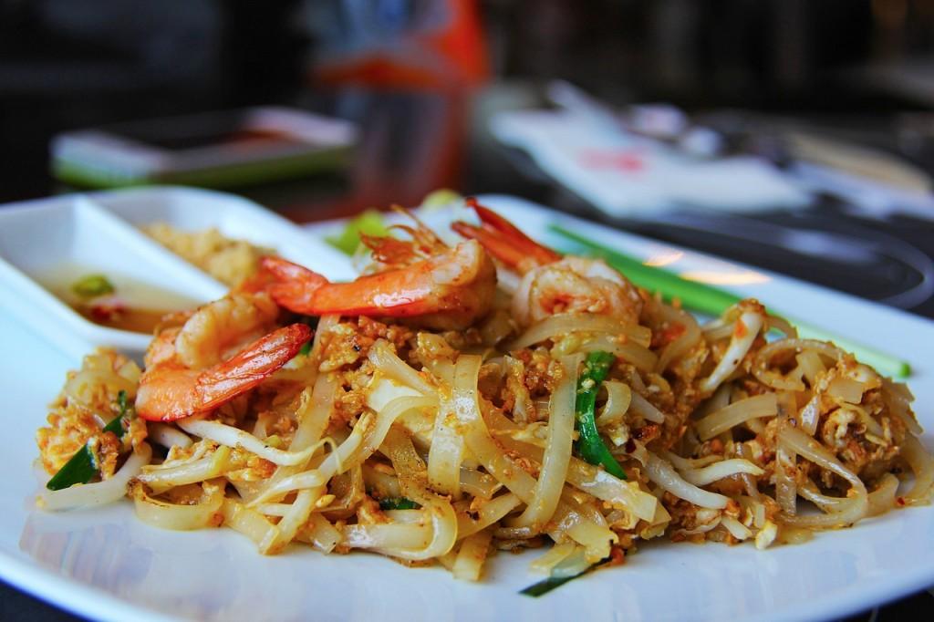 Pad Thai (ผัดไท)