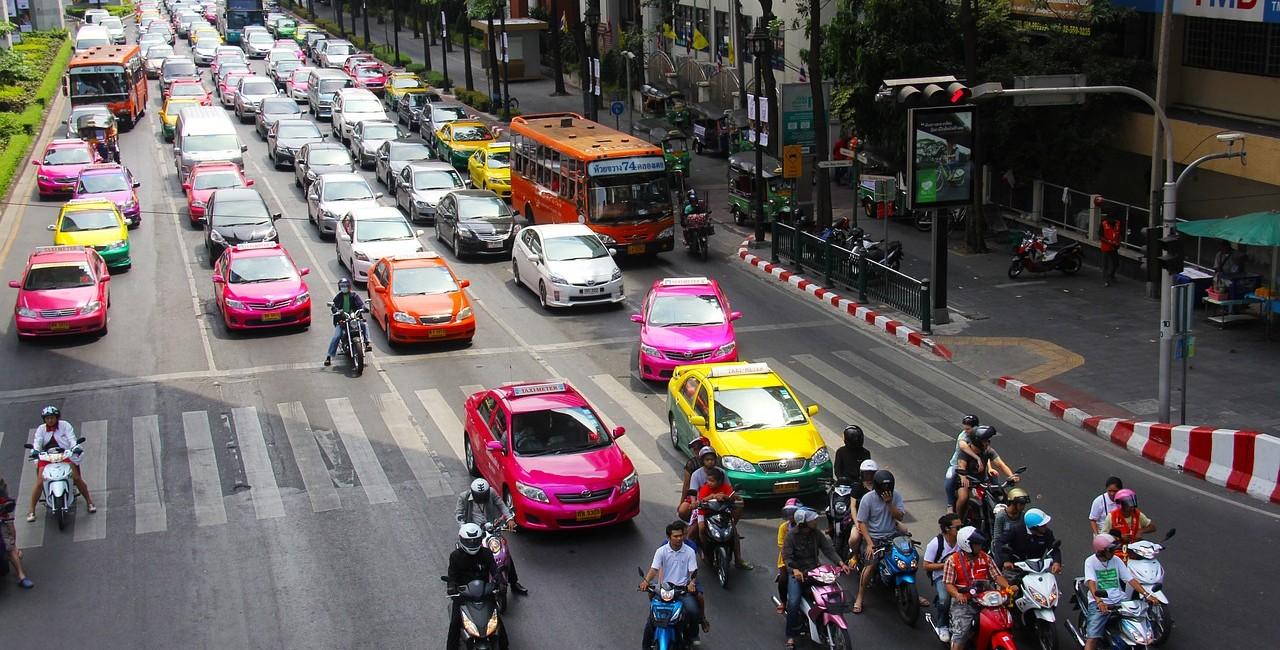 thailand transportation types of transportation in thailand