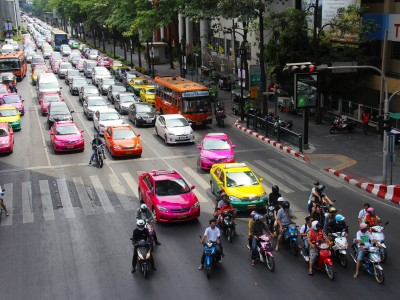 Transportation in Thailand