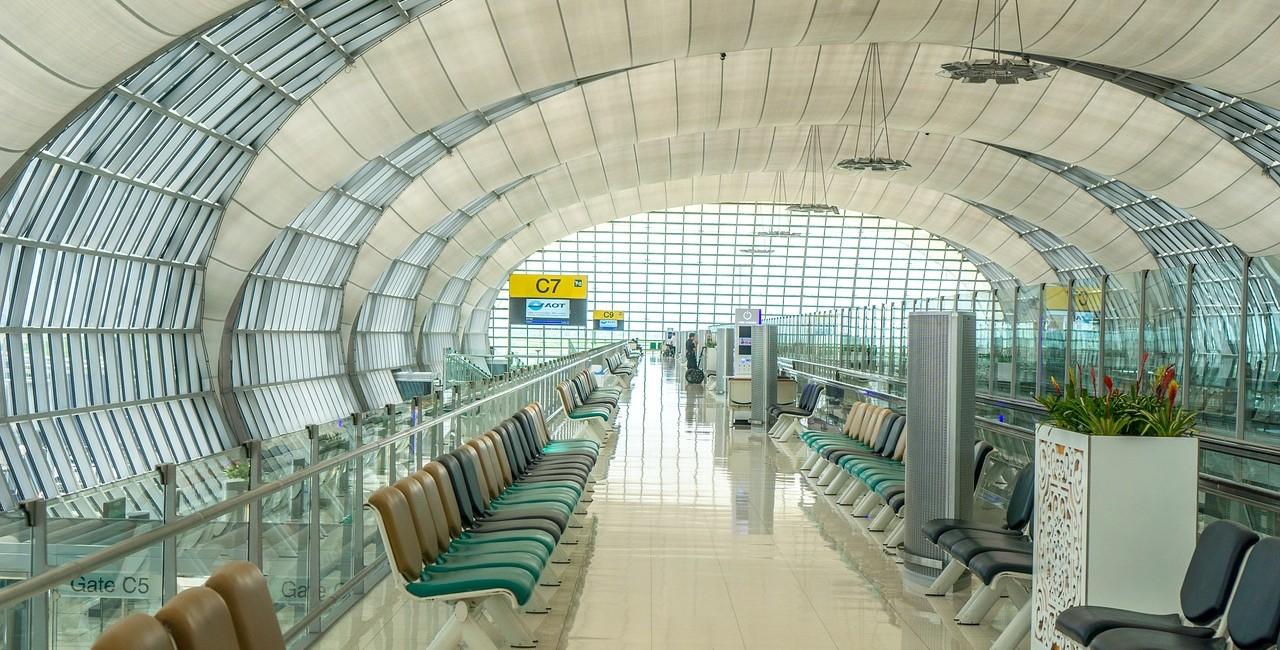 International Airports in Thailand