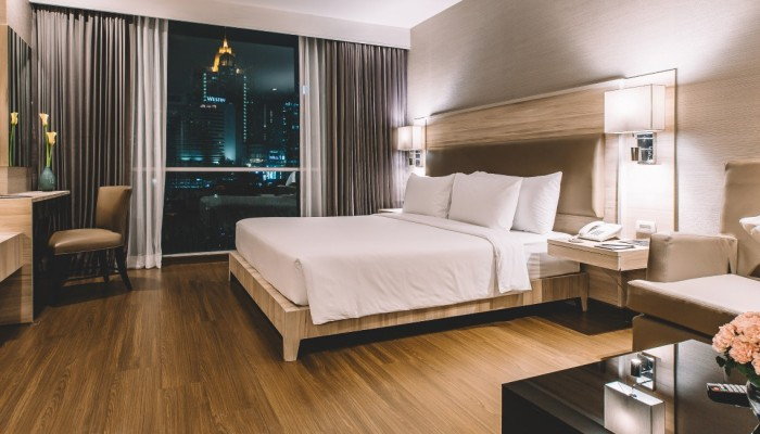 Adelphi Suites Sukhumvit Hotel & Serviced Apartment