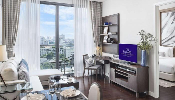 137 Pillars Suites & Residences Bangkok - 5 Star Hotel Bangkok
