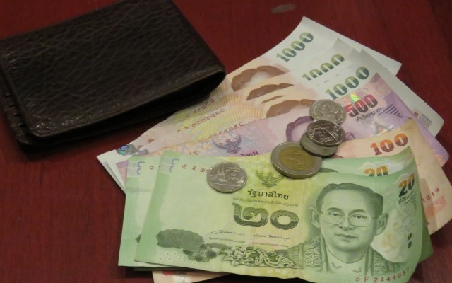 Thailand Currency : Thai Baht (Banknotes and Coins)
