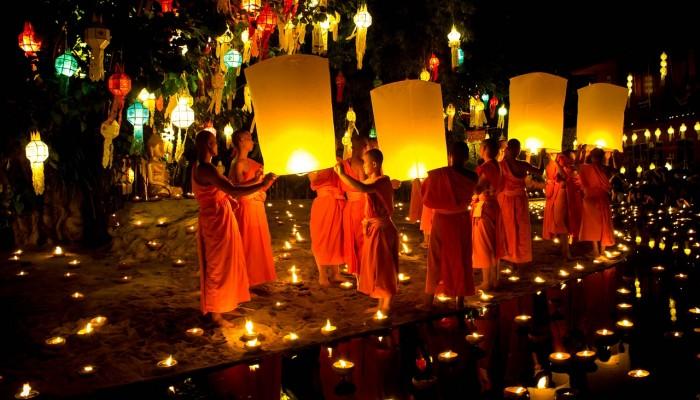 Thai Festival : 5 Popular Festivals in Thailand