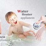 Rinnai Kitchen and Water Heater Appliances
